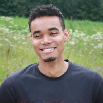 Jermaine kizomba dans docent bij dansschool burnet in almere bio