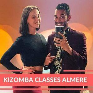 Kevin & nancy Kizomba Cursus in Almere